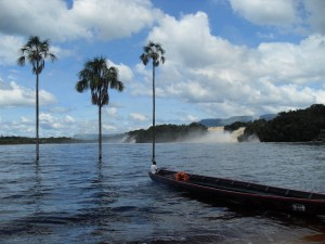 Lagune von Canaima