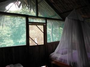 Cabaña im Camp