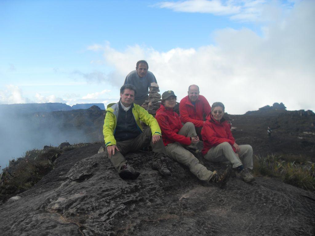 Gipfel des Roraima