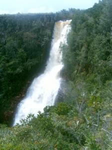 Salto Toron- Gran Sabana