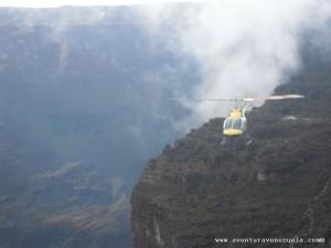 Roraima-Helikopter