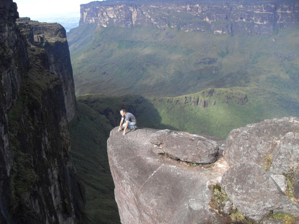 Mount Roraima - The Window